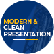 Modern & Clean Presentation - VideoHive Item for Sale