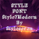 Style7Shaded-Bold Font - GraphicRiver Item for Sale