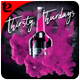 Thirsty Thursdays Flyer Template - GraphicRiver Item for Sale