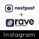 Ravepay- Module - Instagram Auto Post & Scheduler - Nextpost Instagram - CodeCanyon Item for Sale