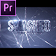 Smashed Title Designs - VideoHive Item for Sale