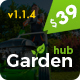 Garden HUB - Gardening, Lawn & Landscaping WordPress Theme - ThemeForest Item for Sale