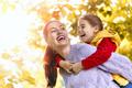 family on autumn walk - PhotoDune Item for Sale