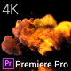 Fire Action Logo - Premiere Pro - VideoHive Item for Sale