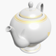 Teapot - 3DOcean Item for Sale