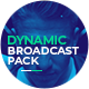 Dynamic Broadcast Pack - VideoHive Item for Sale