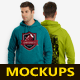 Men Hoodie Mockups - GraphicRiver Item for Sale