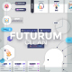 Futurum Clean Infographic - GraphicRiver Item for Sale