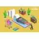 Mobile Payment Flat Isometric Vector Conceptual - GraphicRiver Item for Sale