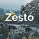 Zesto Premium Google Slide Template - GraphicRiver Item for Sale