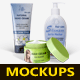 Cosmetic Products Mockups - GraphicRiver Item for Sale