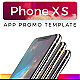 App Promo Phone XS - VideoHive Item for Sale