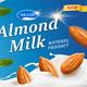 Almond Milk Splash