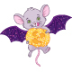 Mouse and Halloween - GraphicRiver Item for Sale