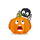 Spider and Pumpkin for Halloween - GraphicRiver Item for Sale