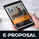 E-Proposal Design v2 - GraphicRiver Item for Sale