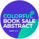 Colorful Book Sale Abstract - VideoHive Item for Sale