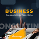 Business Consulting Google Slides - GraphicRiver Item for Sale