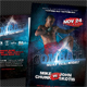 Combat Muay Thai Postcard - GraphicRiver Item for Sale