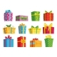 Cartoon Gift Box - GraphicRiver Item for Sale