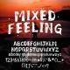 Mixed Feeling Font