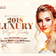 Luxury Flyer - GraphicRiver Item for Sale