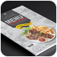 Food Menu Design Template - GraphicRiver Item for Sale