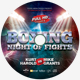 Boxing Muay Thai CD Cover - GraphicRiver Item for Sale