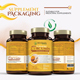 Supplement Packaging | Turmeric - GraphicRiver Item for Sale