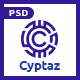 Cyptaz - CryptoCurrency PSD Template - ThemeForest Item for Sale