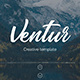 Ventur Premium Google Slide Template - GraphicRiver Item for Sale