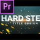 Hard Steel - VideoHive Item for Sale