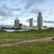 Mobile view from across the river in Mobile Alabama - PhotoDune Item for Sale