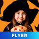 Kids Halloween Flyer Template - GraphicRiver Item for Sale