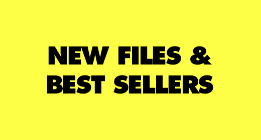 New Files and Best Sellers 2018