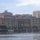 Stately Architecture and Buidlings Line the Waterfront in Savannah - PhotoDune Item for Sale