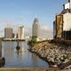 Mobile Alabama Downtown City Skyline Gulf Coast Seaport - PhotoDune Item for Sale
