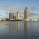 Mobile Alabama Downtown City Skyline Gulf Coast Seaport - PhotoDune Item for Sale