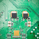 electronic components on motherboard - PhotoDune Item for Sale