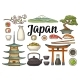 Set for Japan - GraphicRiver Item for Sale