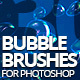 30 Bubble Brushes for Photoshop