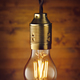 LED filament bulb - PhotoDune Item for Sale