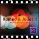 Romantic Titles - Romeo & Juliet - VideoHive Item for Sale