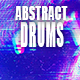 Abstract Drums Operner Logo