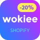 Wokiee - Multipurpose Shopify Theme - ThemeForest Item for Sale