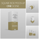 Box Mockup Thin - GraphicRiver Item for Sale