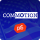 Commotion - Campaign & Political Activism Theme - ThemeForest Item for Sale