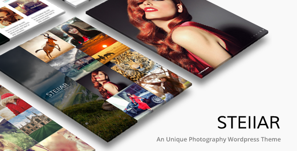 Photography WordPress | Stellar Theme for Photography - Photography Creative