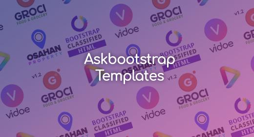 Askbootstrap Templates