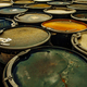 Old rusting metal drums - PhotoDune Item for Sale